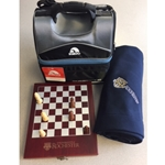 Blanket-Cooler-Chess Set - 20 Years Service Award