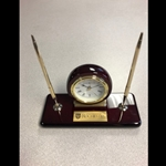Rosewood Desk Set - 15 Years Service Award