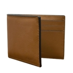 Men's Slim Billfold Wallet - 20 Years Service Award