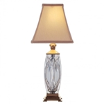 "19"" Accent Lamp - 40 Years Service Award"