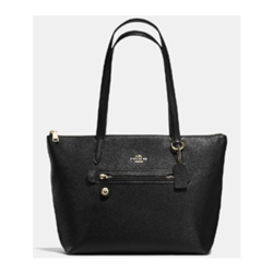 Leather Tote - Black or Oxblood (Burgundy) - 35 Years Service Award